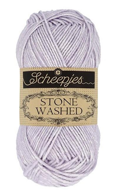 Scheepjes Stone Washed Lilac Quartz