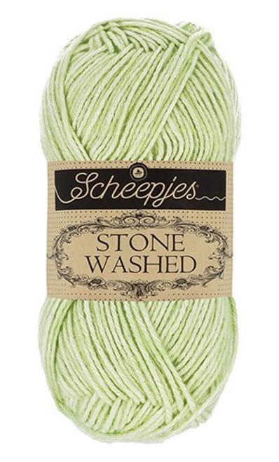Scheepjes Stone Washed New Jade