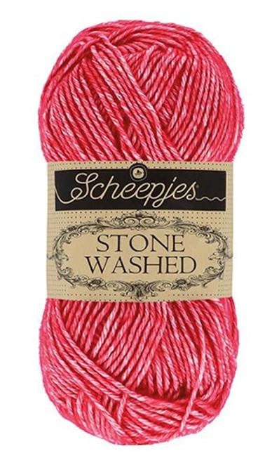 Scheepjes Stone Washed Red Jasper
