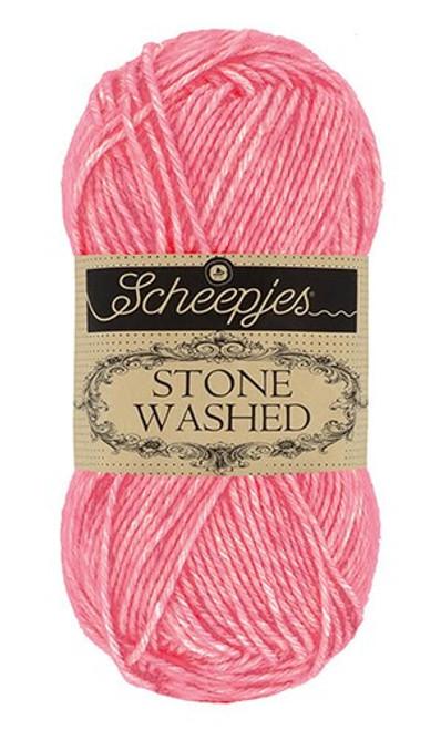 Scheepjes Stone Washed Rhodochrosite