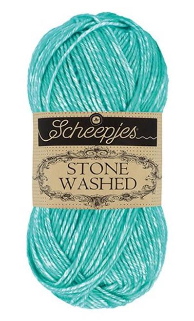 Scheepjes Stone Washed Turquoise