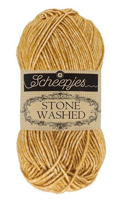 Scheepjes Stone Washed Yellow Jasper