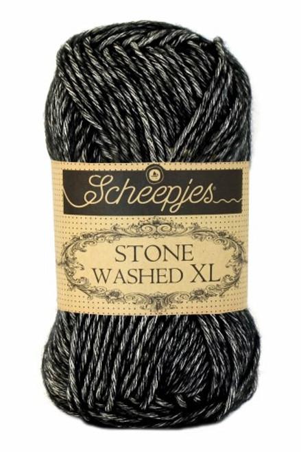 Scheepjes Stone Washed XL Black Onyx