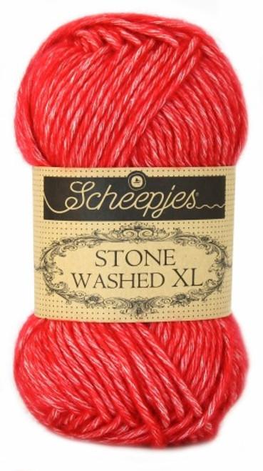 Scheepjes Stone Washed XL Carnelian