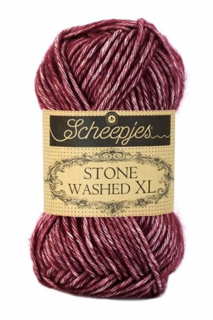 Scheepjes Stone Washed XL Garnet