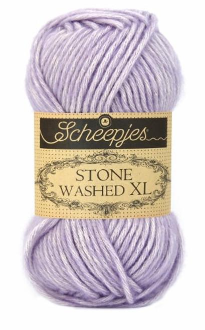 Scheepjes Stone Washed XL Lilac Quartz