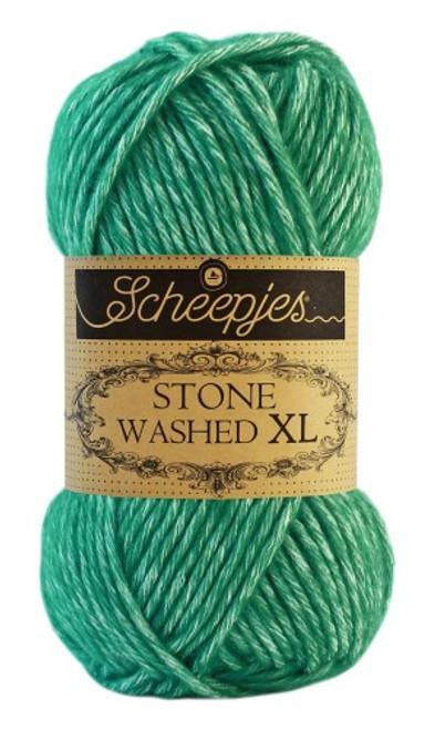 Scheepjes Stone Washed XL Malachite
