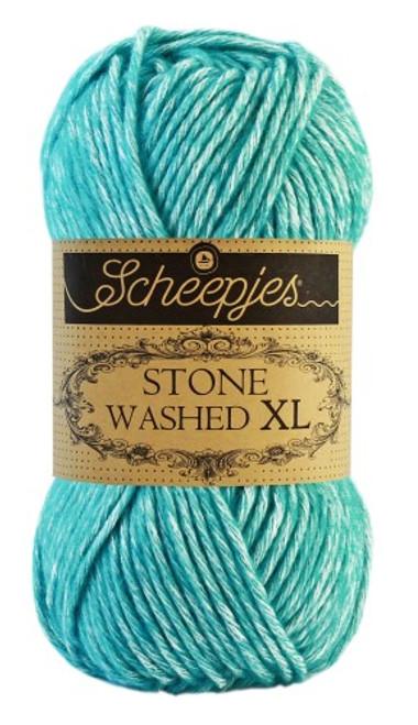 Scheepjes Stone Washed XL Turquoise