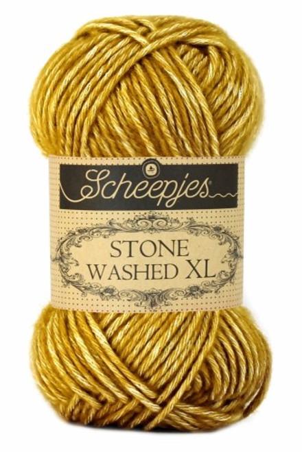 Scheepjes Stone Washed XL Yellow Jasper