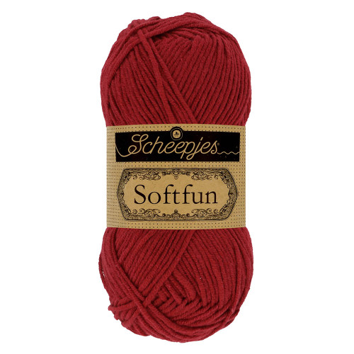 Scheepjes Softfun 2492 Bordeaux