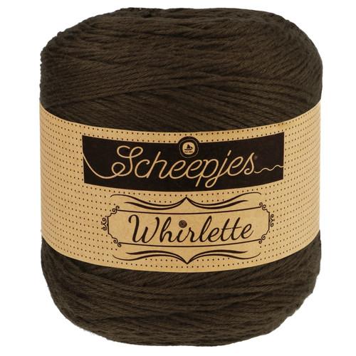 Scheepjes Whirlette 883 Bitter Coffee