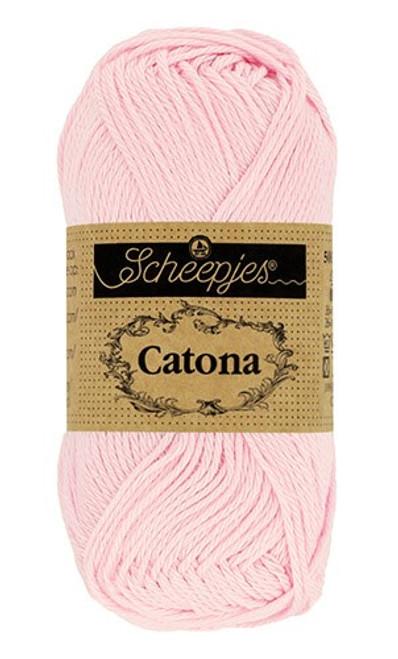 Scheepjes Catona 50g 238 Powder Pink