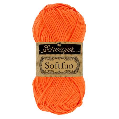 Scheepjes Softfun 2651 Pumpkin