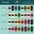 Scheepjes CAL 2020: d'Histoire Naturelle Colour Crafter kit All Color ways