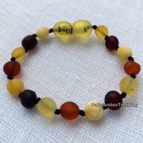 ''Multi round'' raw Baltic amber