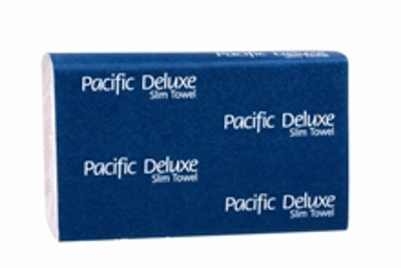 PACIFIC HAND TOWELS DELUXE SLIM SD200  CARTON