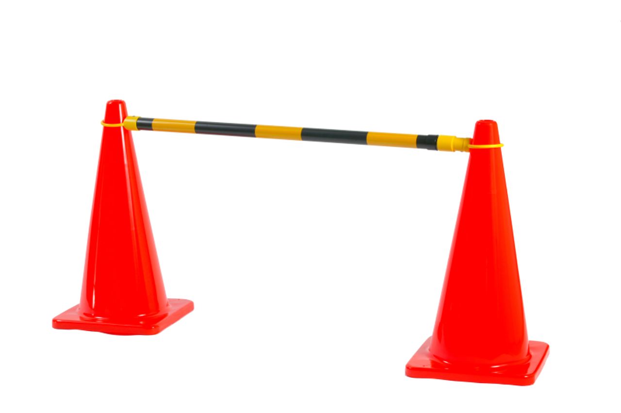 CONE BARRIER BARS