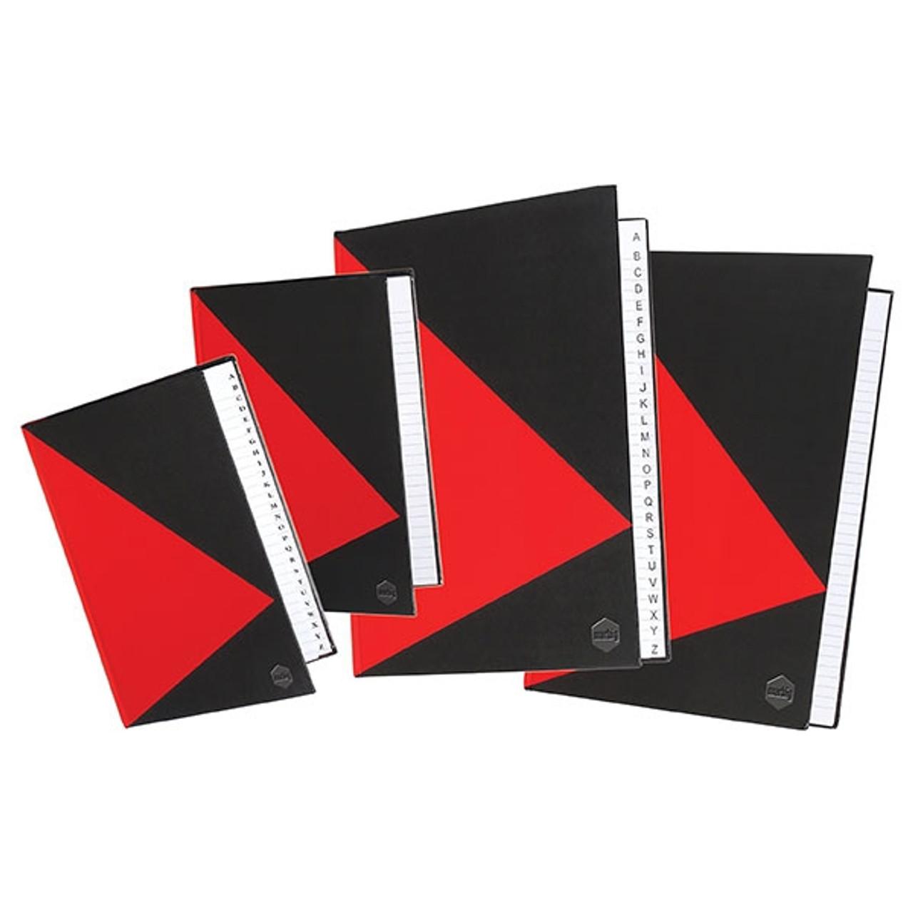 A4 INDEX BOOK 200PG