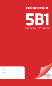 5B1 NOTEBOOK