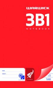 3B1 NOTEBOOK