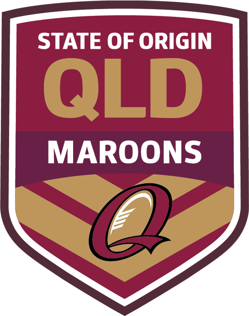 Queensland Maroons Products - ISC