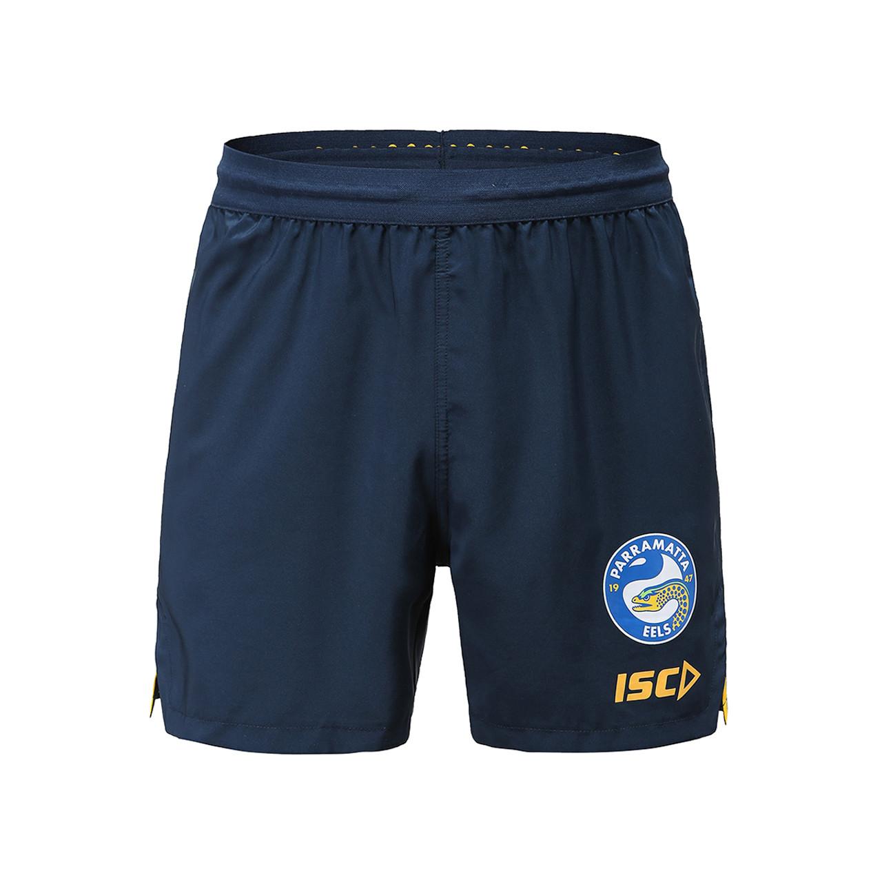 Parramatta Eels 2020 Mens Training Shorts Isc