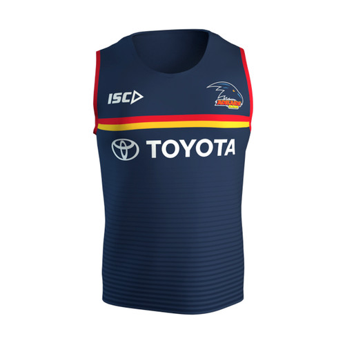 Adelaide Crows 2020 KIDS TRAINING SINGLET