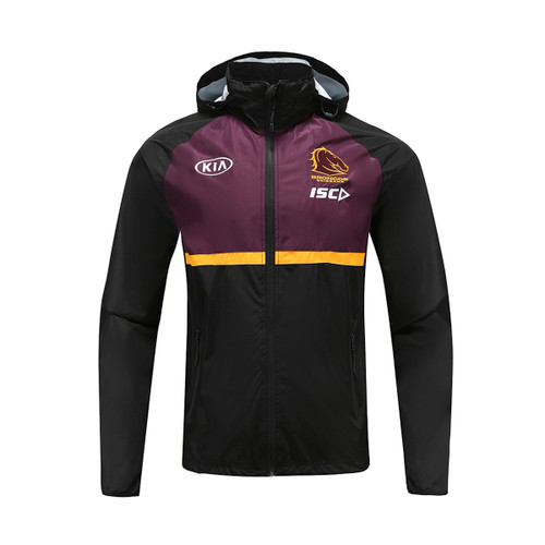 Brisbane Broncos 2020 KIDS WET WEATHER JACKET