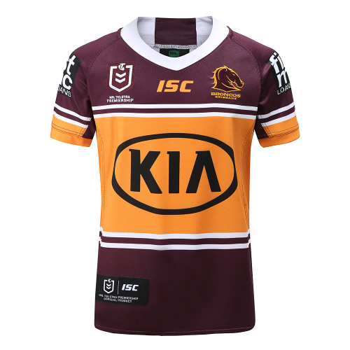 Brisbane Broncos 2020 KIDS HOME JERSEY