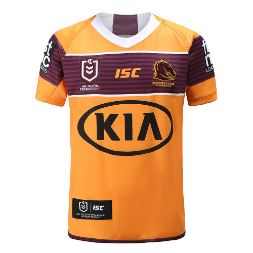 Brisbane Broncos 2020 KIDS AWAY JERSEY