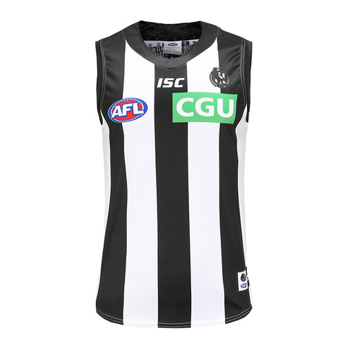 Collingwood Magpies 2020 MENS CLASH GUERNSEY