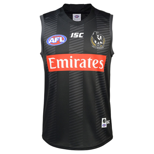 Collingwood Magpies 2020 MENS TRAINING GUERNSEY