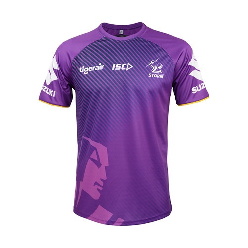 Melbourne Storm 2020 KIDS TRAINING TEE