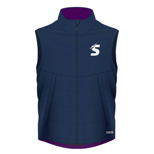 Melbourne Storm 2020 WOMENS PADDED VEST