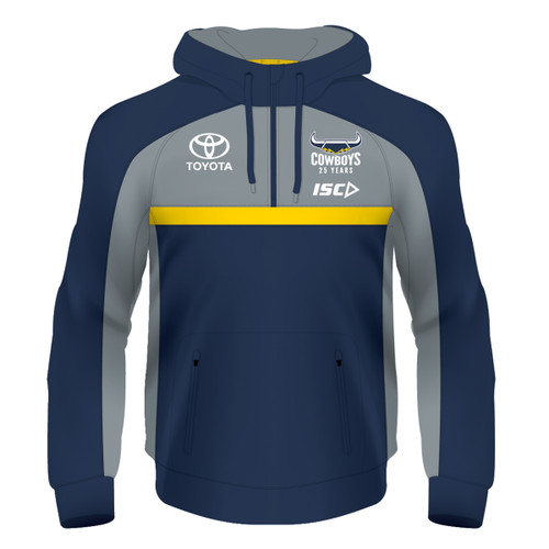 North Queensland Cowboys 2020 WOMENS SQUAD HOODY