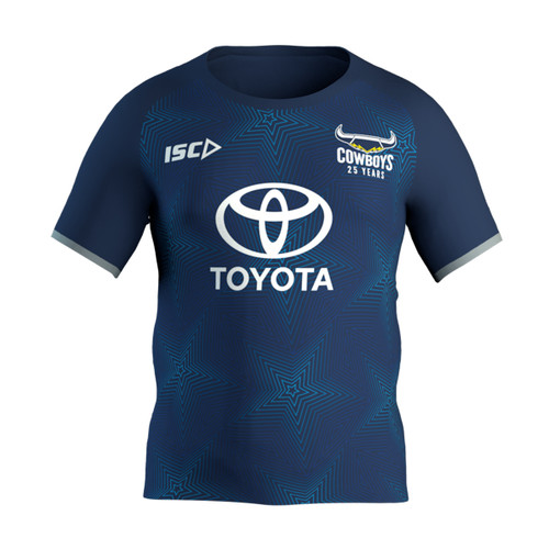 North Queensland Cowboys 2020 KIDS TRAINING TEE