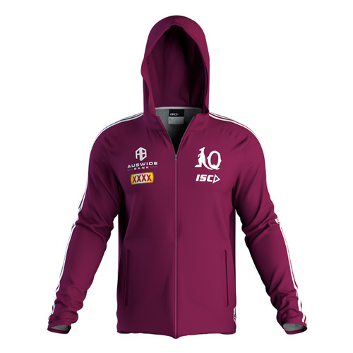 Queensland Maroons 2020 MENS TEAM HOODY