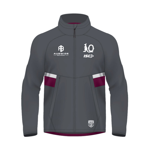 Queensland Maroons 2020 KIDS WET WEATHER JACKET