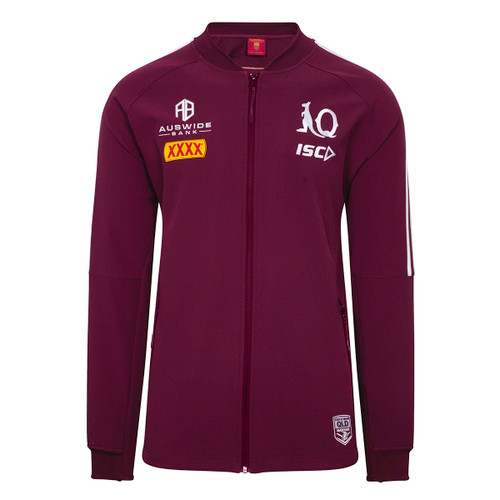 Queensland Maroons 2020 MENS T.P MATCH JACKET