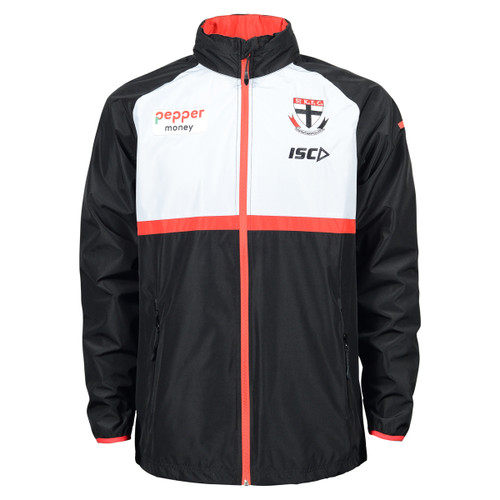 St Kilda 2020 MENS WET WEATHER JACKET