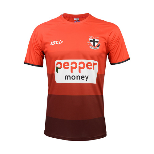 St Kilda 2020 KIDS SUB TRAINING TEE