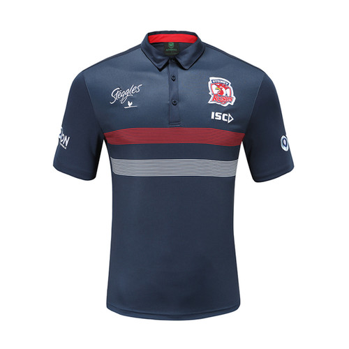 Sydney Roosters 2020 KIDS MEDIA POLO