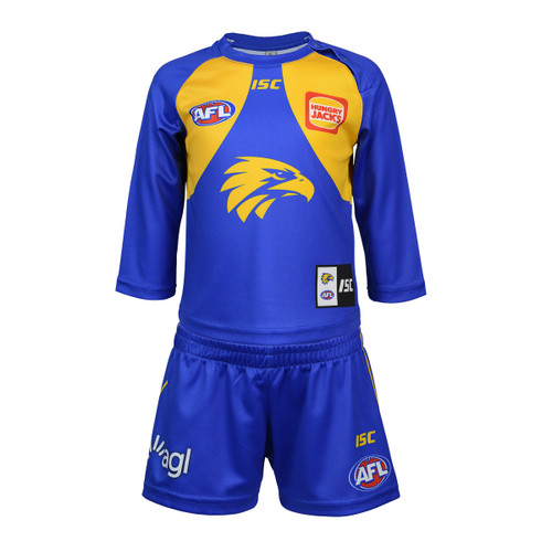 West Coast Eagles 2020 TODDLERS HOME GUERNSEY