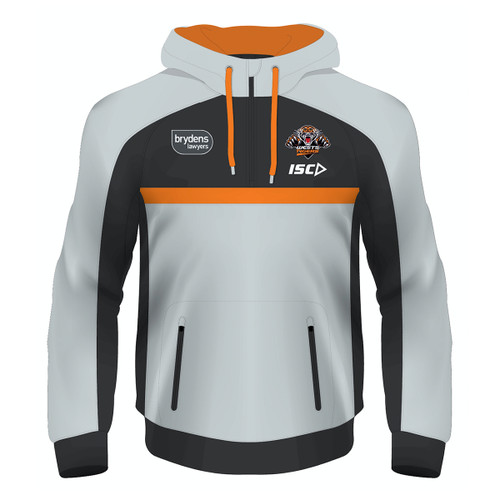 Wests Tigers 2020 WOMENS SQUAD HOODY