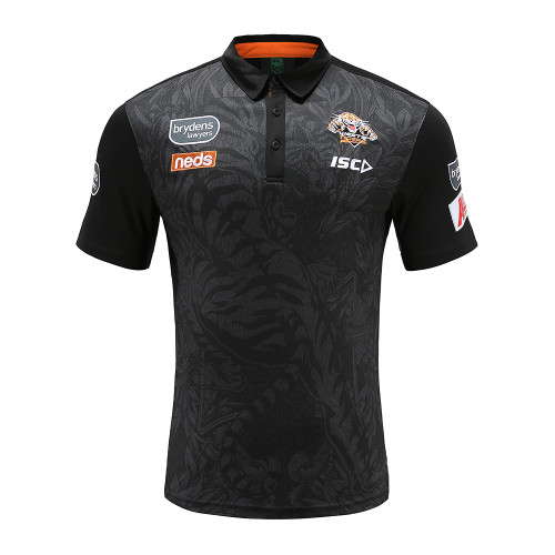 Wests Tigers 2020 MENS SUBLIMATED POLO