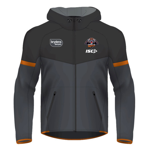 Wests Tigers 2020 WOMENS TECH PRO HOODY
