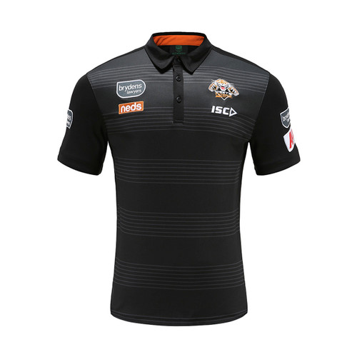 Wests Tigers 2020 KIDS MEDIA POLO