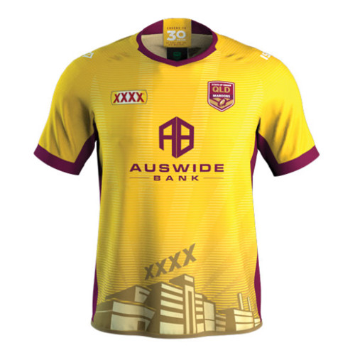 Queensland Maroons 2020 MENS XXXX JERSEY