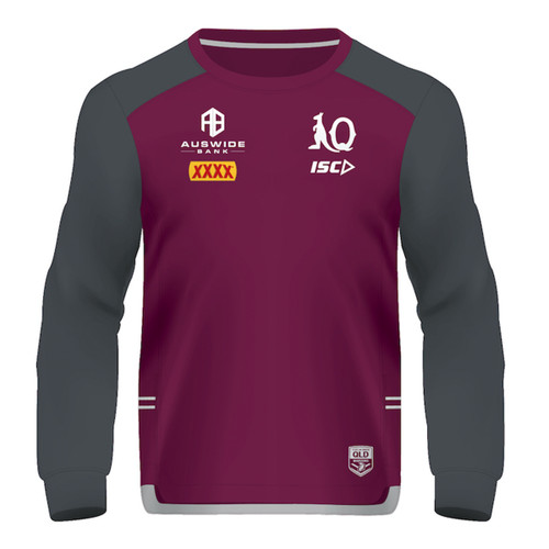 Queensland Maroons 2020 MENS SQUAD CREW