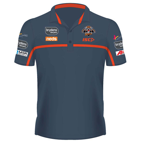 Wests Tigers 2020 MENS COMMUNITY POLO